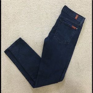 7 For All Mankind Lexie Gwenevere Jeans Women's 27